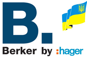logo berker by-hager uk